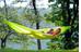 Amazonas Travel Set Hængekøje grøn